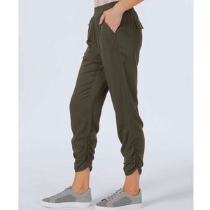 ANTHRO Hei Hei Military Crop Jogger Utility Pants